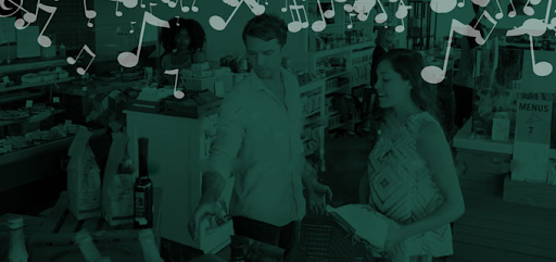 in store music